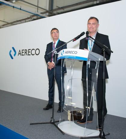 Aereco Inauguration