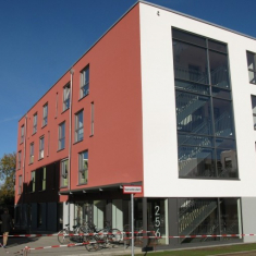 Germany Munster - Natural ventilation system - Reference