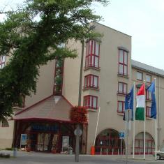 Hungary Székesfehérvár Novotel Hotel - Mechanical exhaust ventilation system - Reference