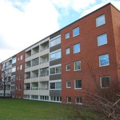 Sweden Malmo - Hybrid ventilation system - Reference