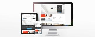 Brand-new website - News homepage