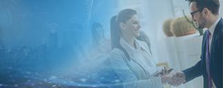 News partnership - Aereco homepage
